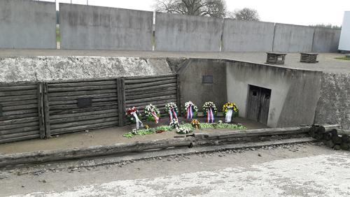 conmemorativo Interior Campo Sachenhausen Berlin visitas guiadas tour guiados