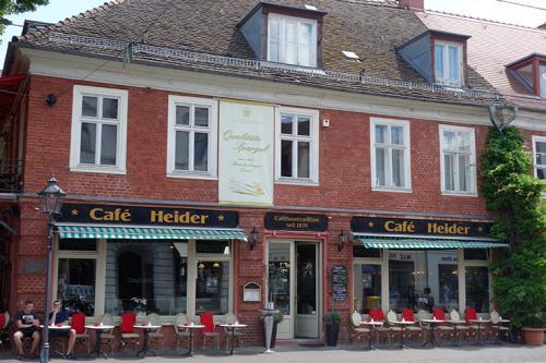Café Heider Potsdam Berlin tour guiados visita guiada