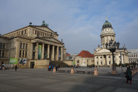 Gendarmenmarkt berlin visita guiada panorámica.