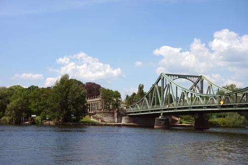 Glienicker Brücke Potsdam Berlin tour guiados visita guiada