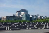 Mahnmahl, monumeto a judíos y Potsdamer Platz berlin visita guiada panorámica.
