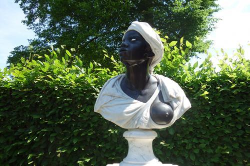 Mohrenrondell estatua Berlin tour guiados visita guiada