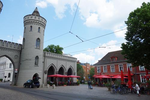 Nauener Tor Potsdam Berlin tour guiados visita guiada