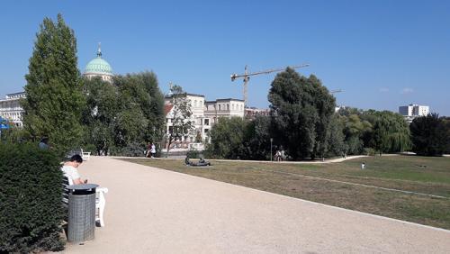 Potsdam 2 parque Berlin tour guiados visita guiada