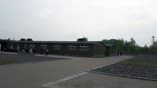 Sachsenhausen Interior Campo Sachenhausen Berlin visitas guiadas tour guiados