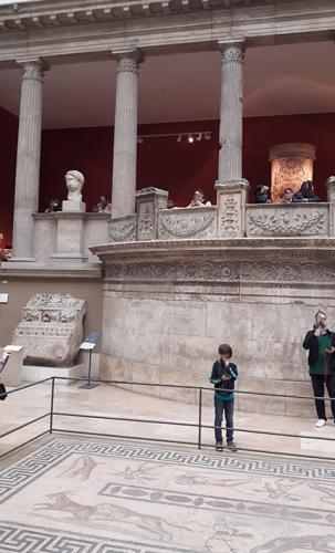 Pergamon Berlin tour guiado visita turistica