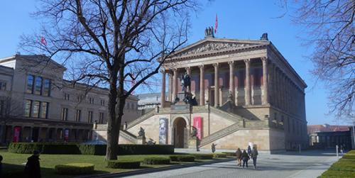 Galería Nacional Berlin tour guiado visita turistica