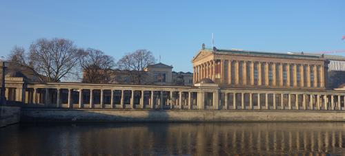 Isla de los Museos Berlin tour guiado visita turistica