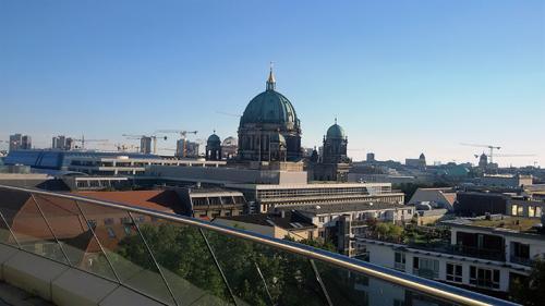 Panorama con Catedral Berlin tour guiado, visita guiada  turistica
