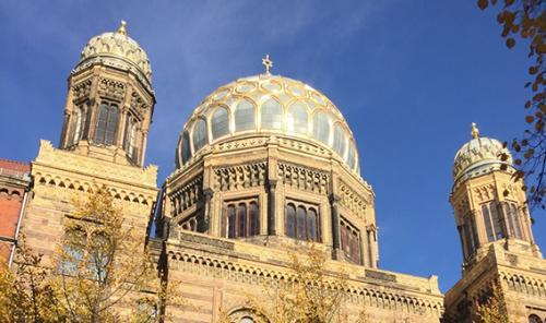 Synagoga Berlin  visita turistica guiada tour